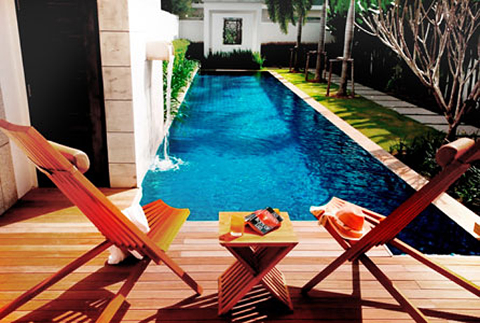 Two Villas Holiday Phuket - Oxygen Style Bang Tao