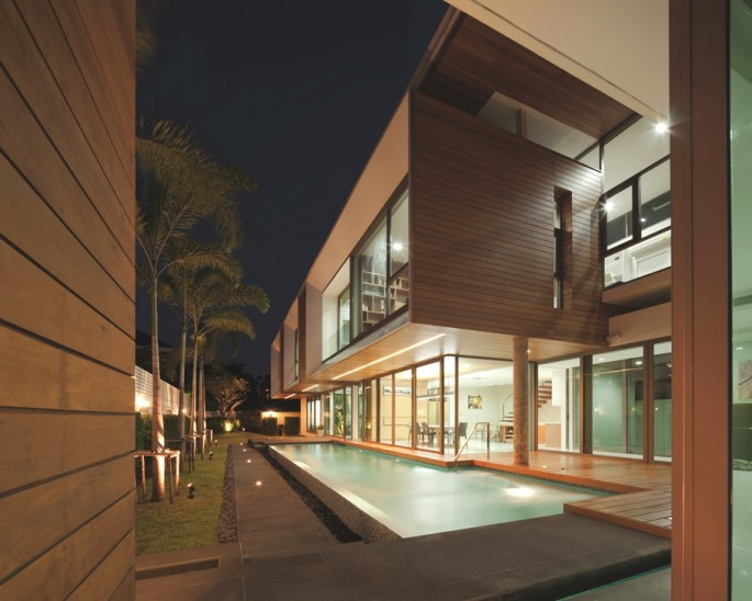 L71 House Thailand Designspot Blog - Ubon-house-in-thailand-by-supermachine-studio